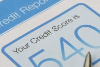 Part Inspection Report Template New why A Credit Report is Important