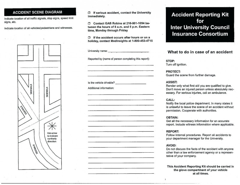Police Incident Report Template Awesome Car Accident Report Template Verypage Co