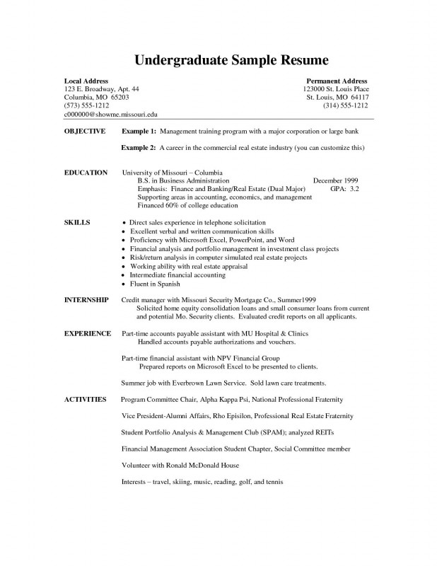Project Analysis Report Template Unique Awesome Sample Resume Format For Experienced Candidates Atclgrain