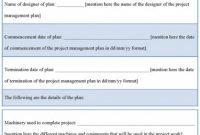 Project Implementation Report Template Unique Project Management Project Management Report Template Weekly