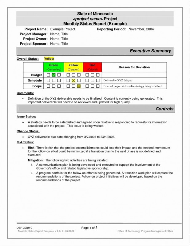 Project Management Status Report Template Awesome Business Progress Report Template Caquetapositivo