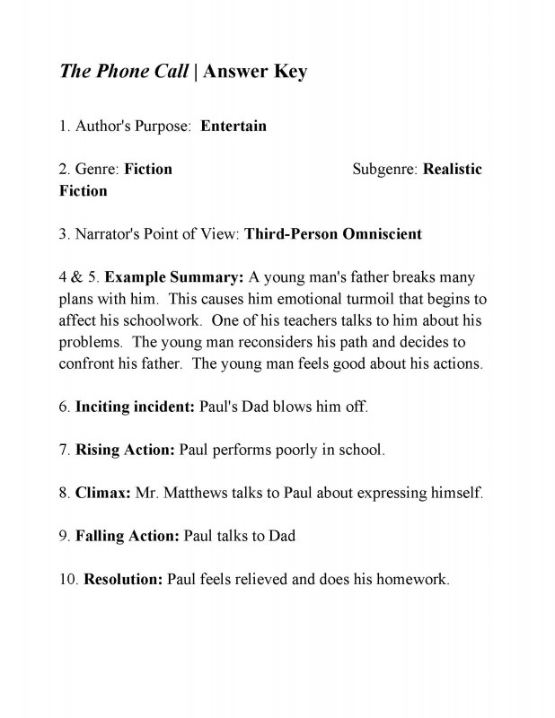 Rapporteur Report Template Awesome Short Story Structure Worksheet