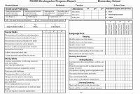 Report Card format Template Professional 29 Fresh Kindergarten Report Card Incharlottesville Com