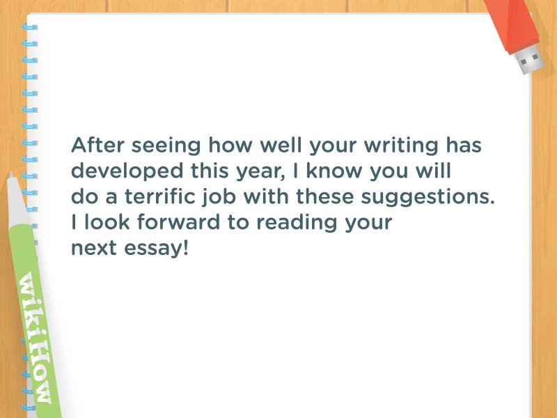 Report Writing Template Ks1 Professional 3 Ways to Write Feedback Wikihow