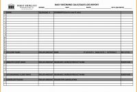 Sales Rep Visit Report Template New Fascinating Sales Call Log Template Ideas Outside Pdf Daily