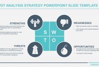 Sales Report Template Powerpoint New Swot Infographic A¢e†a Free Swot Template Ppt Natural