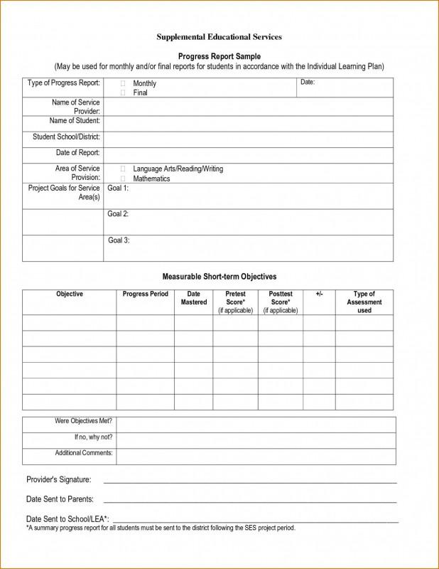 School Progress Report Template Unique 015 Template Ideas Homeschool High School Report Card Free