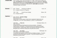 Science Lab Report Template Unique Awesome Resume Template Computer Science atclgrain