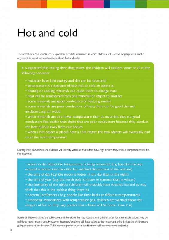 Science Report Template Ks2 New I Can Explain Developing the Scientific Literacy Of Children In