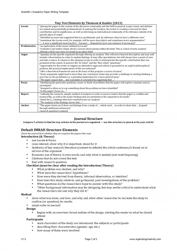 Science Report Template Ks2 Professional Scientific Paper Format Template Floss Papers