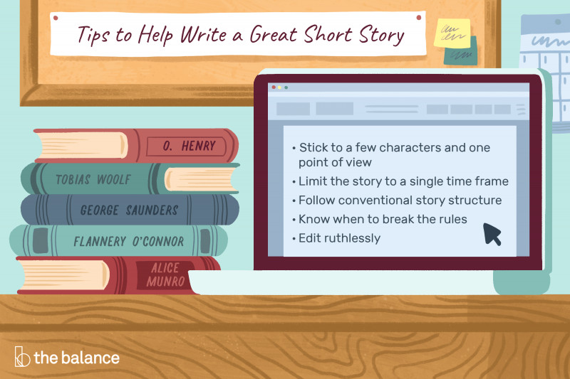 Second Grade Book Report Template Professional Learn How to Write A Truly Great Short Story