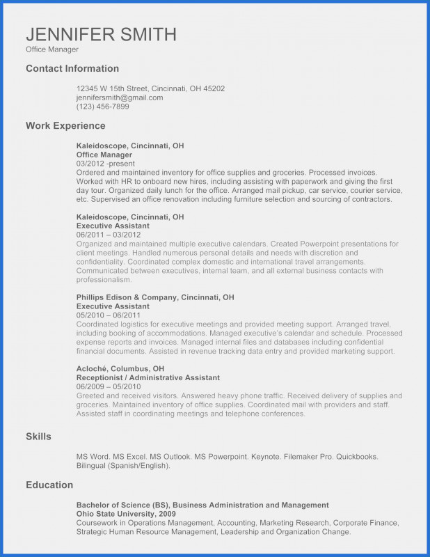 Service Review Report Template Professional Microsoft Word Resume Template 2010 Salumguilher Me