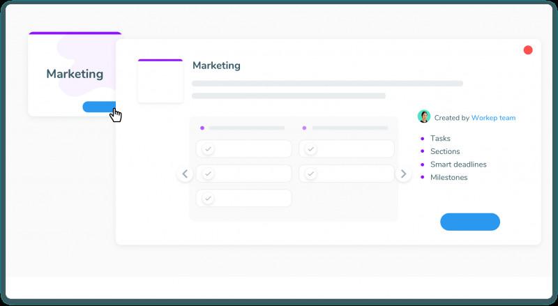 Software Development Status Report Template Unique Workep Project Management software Built for Google G Suite