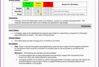 State Report Template Professional Project Management Tus Report Template Excel Free Smorad