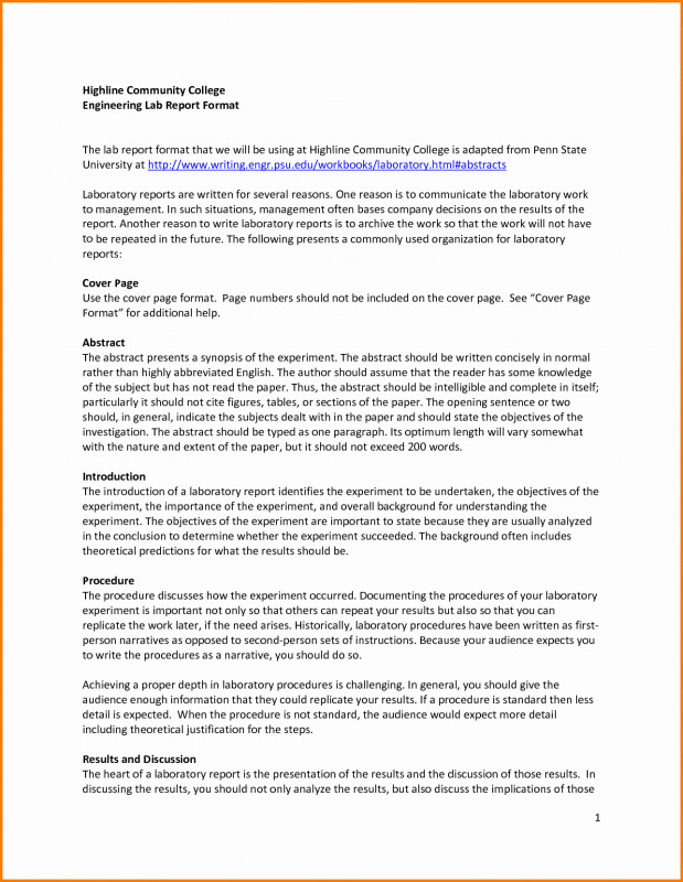 Test Result Report Template Professional College Report Card Template Fresh Engineering Report Template Lab