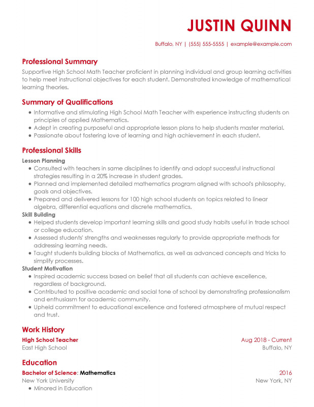 Test Summary Report Template New 30 Resume Examples View By Industry Job Title