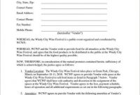 Vendor Due Diligence Report Template New Standard Vendor Agreement Unique Partnership Agreement Sample Lera