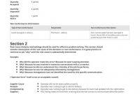 Website Evaluation Report Template Unique 8d Report Sample