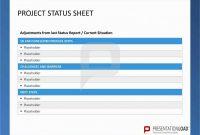 Weekly Status Report Template Excel Professional Project Status Report Template Excel Free Download Schedule Team