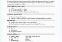 Work Summary Report Template Awesome Make An Excellent Resume for Job Salumguilher Me