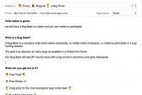 Wrap Up Report Template Unique the Conclusive Bug Bash Testing Guide Download Bundle Usersnap