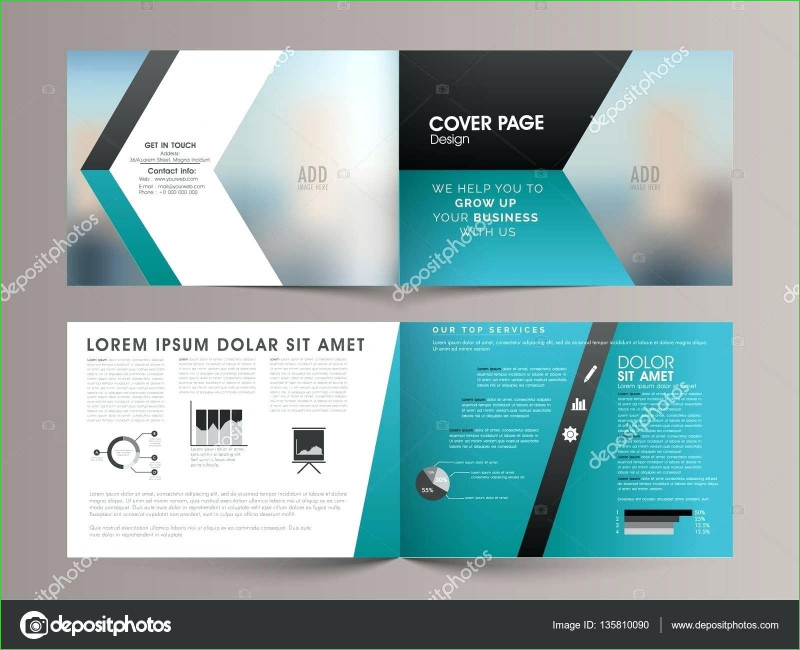 12 Page Brochure Template Awesome Elegant Creative Flyer Design Templates Www Pantry Magic Com