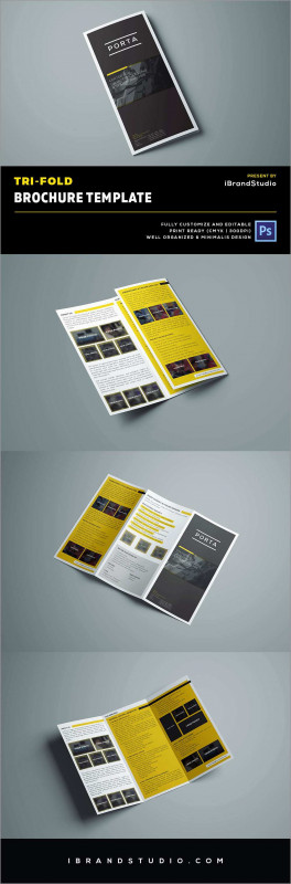 3 Fold Brochure Template Psd Free Download Awesome Unique Tri Fold Brochure Template Free Download Best Of Template