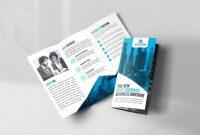 3 Fold Brochure Template Psd New Corporate Tri Fold Brochure by Alpha1x Graphicriver