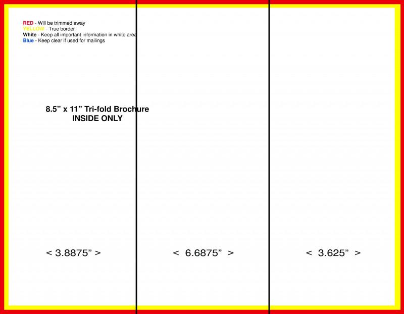 4 Fold Brochure Template Awesome Google Drive Brochure Template All Templates Various Templates