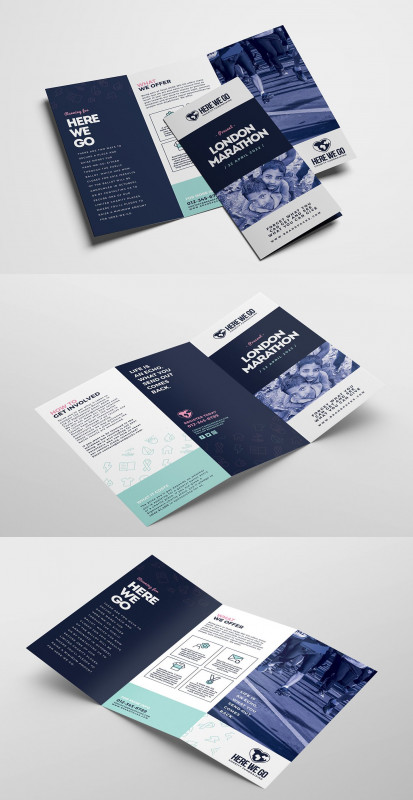 4 Fold Brochure Template Unique 003 Template Ideas 11x17 Quad Fold Printing Sensational Brochure Tri