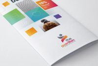 4 Panel Brochure Template Unique Best Creative Corporate Tri Fold Brochure Template Graphic Templates