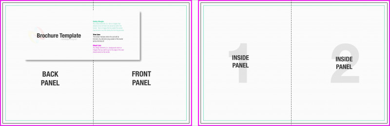 6 Sided Brochure Template New Free Printable Tri Fold Brochure Templates New Free Tri Fold