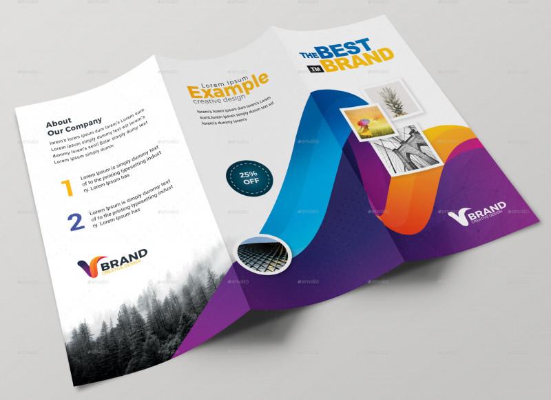 Adobe Illustrator Brochure Templates Free Download New 76 Premium Free Business Brochure Templates Psd To Download