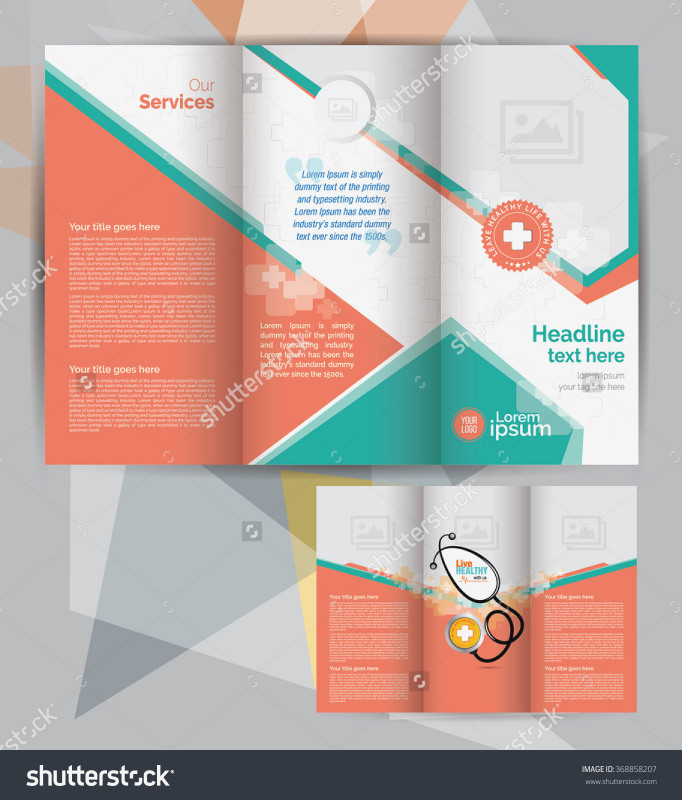 Adobe Illustrator Brochure Templates Free Download New Tri Fold Brochure Vector At Getdrawings Com Free For Personal Use
