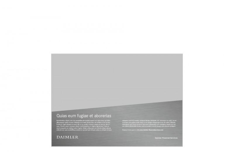 Adobe Indesign Brochure Templates New Daimler Brand Design Navigator