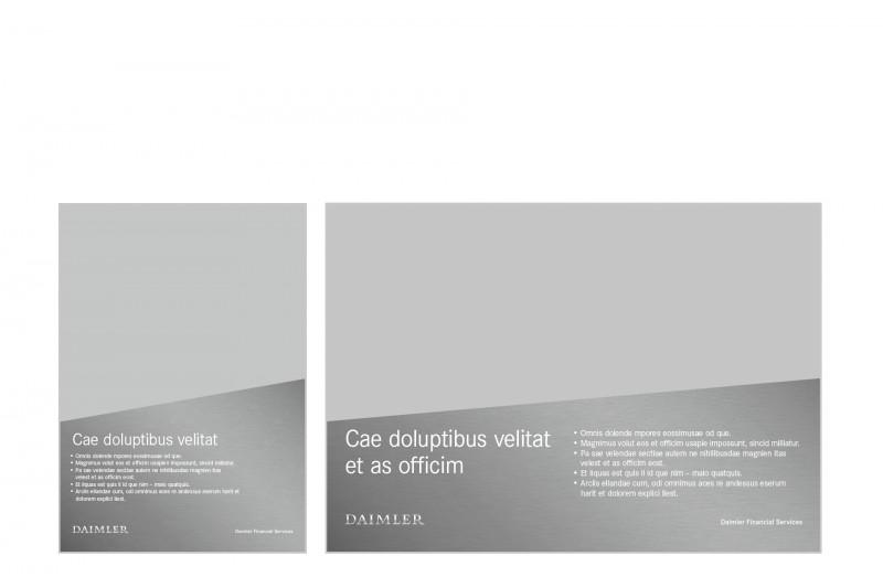 Adobe Indesign Tri Fold Brochure Template Unique Daimler Brand Design Navigator