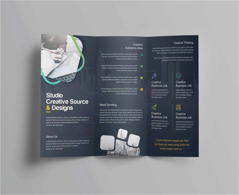Adobe Tri Fold Brochure Template New Download 51 Tri Fold Brochure Template Indesign Professional Free