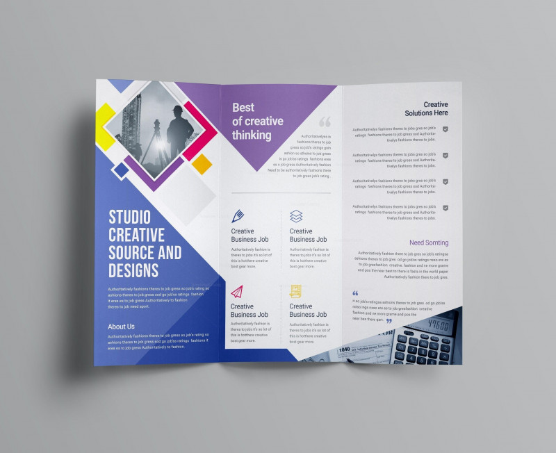 Adobe Tri Fold Brochure Template Unique 013 Adobe Indesign Brochure Templates Tips Com In Free Template