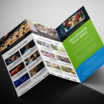 Adobe Tri Fold Brochure Template Unique Adobe Illustrator Templates Vector Catchsplace