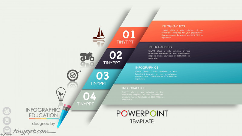 Brochure Design Templates for Education Awesome Biology Infographic A¢e†a Ppt Template Business Fresh Powerpoint