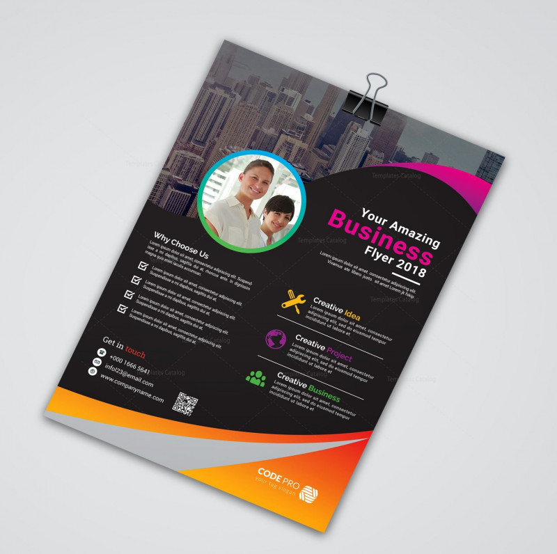 Brochure Design Templates For Education Awesome Creative Flyers Design Agadi Ifreezer Co