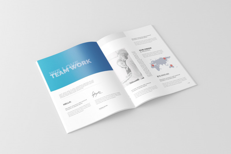 Brochure Psd Template 3 Fold Awesome A4 Brochure Catalog Mock Ups Texturepsdchangeablefiles