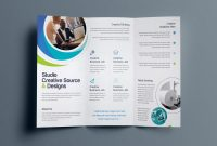 Brochure Psd Template 3 Fold New Hypnosis Professional Tri Fold Brochure Template 001203 Brochure