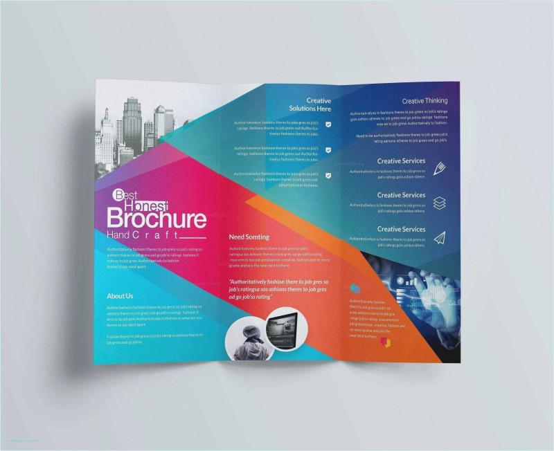 Brochure Template Google Docs Unique Free Collection 55 Tri Fold Brochure Template 2019 Free