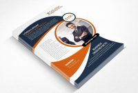 Brochure Template On Microsoft Word Unique Free Business Flyer Templates for Microsoft Word Caquetapositivo