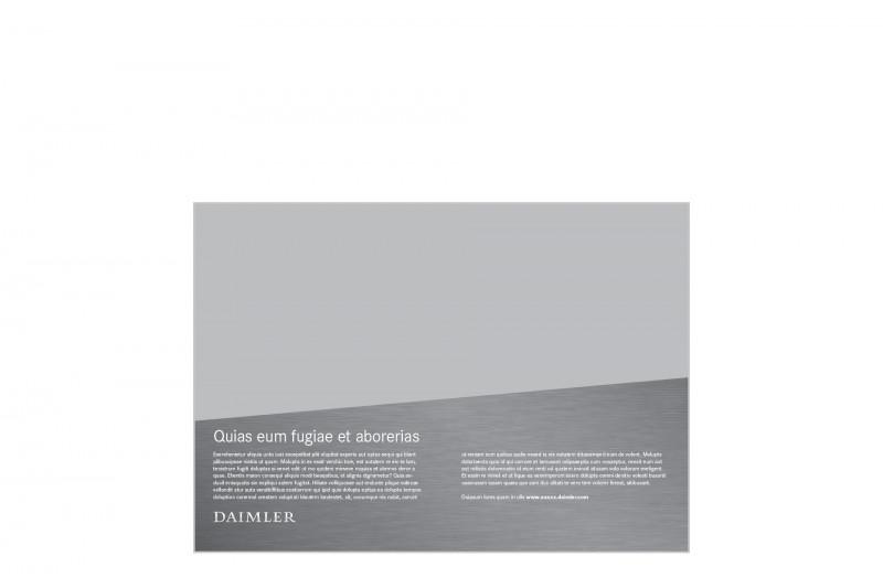 Brochure Templates Free Download Indesign Unique Daimler Brand Design Navigator