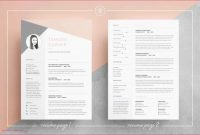 Cleaning Brochure Templates Free Unique 25 Professional Modern Resume Template Word Free Professional
