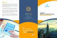 Cleaning Brochure Templates Free Unique 76 Premium Free Business Brochure Templates Psd to Download
