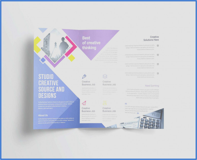 Creative Brochure Templates Free Download Awesome Download 50 Design Templates Photo Free Professional Template Example