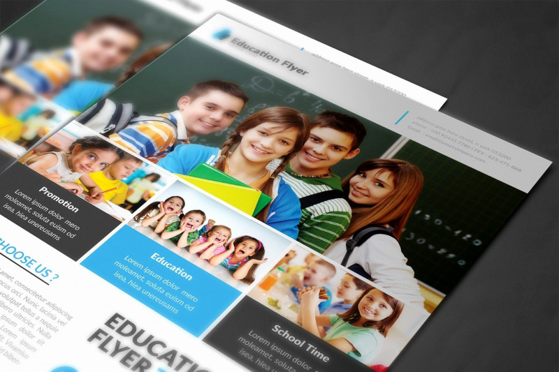 E Brochure Design Templates Unique Back to School Flyers Beautiful Download Advertising Flyer Poster